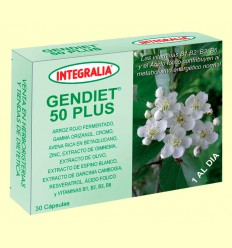 Gendiet 50 Plus - Integralia - 30 cápsulas
