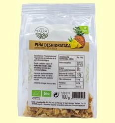 Piña Deshidratada Bio - Eco Salim - 100 gramos