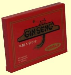 Ginseng Coreano - Integralia - 10 cápsulas