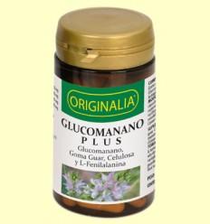 Originalia Glucomanano Plus - Control del peso - Integralia - 60 cápsulas