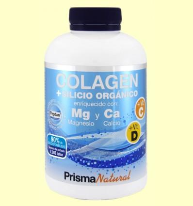 Colagen Marino Peptan + Silicio Orgánico con Magnesio y Calcio - Prisma Natural - 360 comprimidos