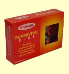 Guaravital Plus - Integralia - 60 cápsulas