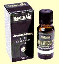 Cedro rojo - Cedarwood - Aceite Esencial - Health Aid - 10 ml