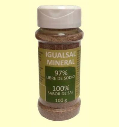 Igualsal Mineral - Integralia - 100 gramos