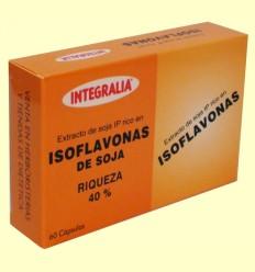 Isoflavonas - Integralia - 60 cápsulas