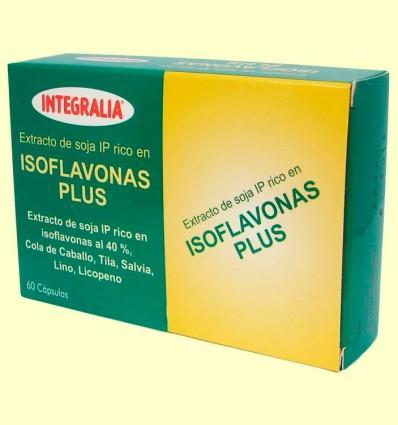 Isoflavonas Plus - Integralia - 60 cápsulas