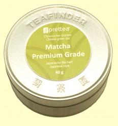 Té Matcha Premium - Té Verde - El Mundo del Té - 40 gramos
