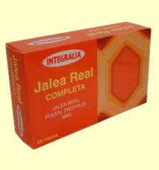 Jalea Real Completa - Integralia - 20 viales