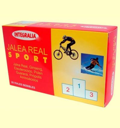 Jalea Real Sport - Integralia - 20 viales