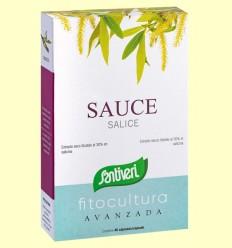 Sauce - Salicina - Santiveri - 40 cápsulas