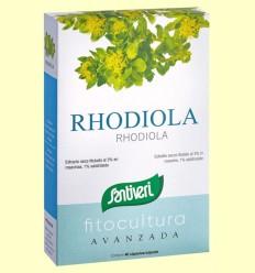 Rhodiola - Santiveri - 40 cápsulas