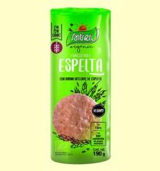 Galletas con Harina de Espelta Bio - Santiveri - 190 gramos