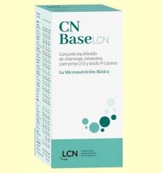 CN Base - LCN - 120 cápsulas