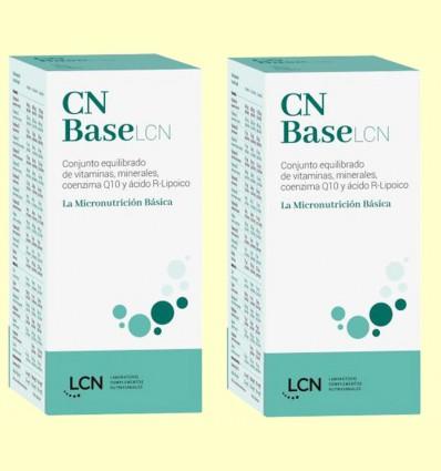 CN Base - LCN - Pack 2 x 120 cápsulas