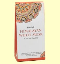 Aceite Esencial Himalayan White Musk - Goloka - 10 ml