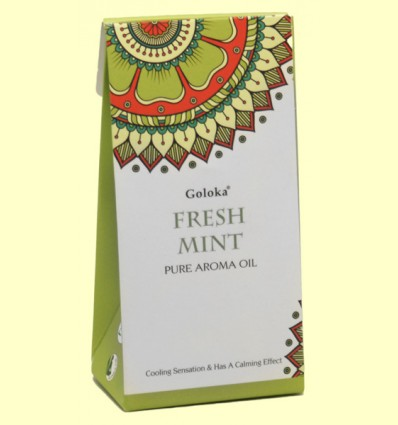 Aceite Esencial Fresh Mint - Menta - Goloka - 10 ml