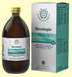 Depurativo Bios Decottopia - Gianluca Mech - 500 ml