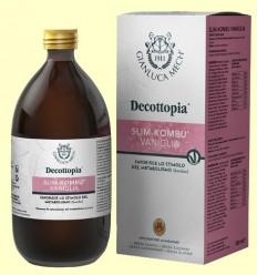 Slim Kombu Vainilla Decottopia - Dietas de pérdida de peso - Gianluca Mech - 500 ml