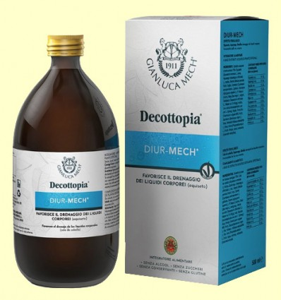 Diur Mech Decottopia - Gianluca Mech - 500 ml