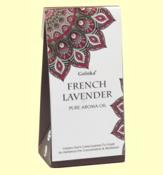 Aceite Esencial French Lavender - Lavanda - Goloka - 10 ml