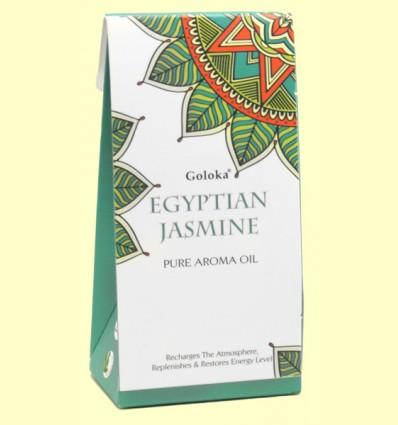 Aceite Esencial Egyptian Jasmine - Jazmín - Goloka - 10 ml