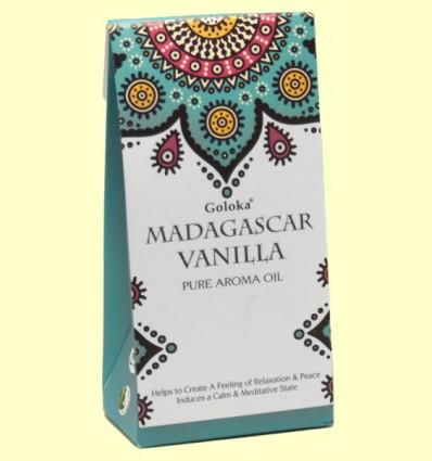 Aceite Esencial Madagascar Vanilla - Vainilla - Goloka - 10 ml
