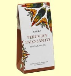 Aceite Esencial Peruvian Palo Santo - Goloka - 10 ml