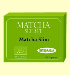 Matcha Slim Eco - Integralia - 60 cápsulas