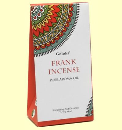 Aceite Esencial Frank Incense - Olíbano - Goloka - 10 ml