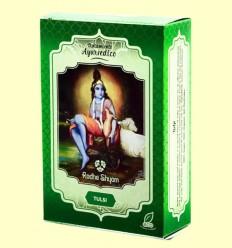 Tulsi Tratamiento Capilar Ayurvédico - Radhe Shyam - 100 gramos