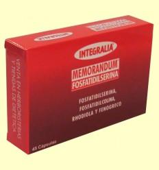 Memorandum Fosfatidilserina - Integralia - 45 cápsulas