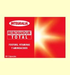 Memorandum Total - Integralia - 60 cápsulas