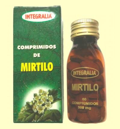 Mirtilo - Integralia - 60 comprimidos