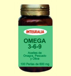 Omega 3 6 9 - Integralia - 100 perlas