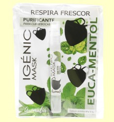 Purificante Mascarillas Eucalipto Mentol - Aromalia - 18 ml