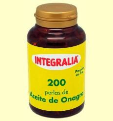 Aceite de Onagra 500 mg - Integralia - 200 perlas