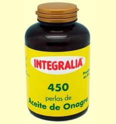 Aceite de Onagra 500 mg - Integralia - 450 perlas