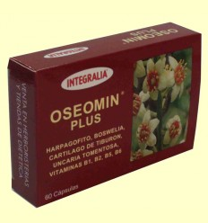 Oseomin Plus - Articulaciones - Integralia - 60 cápsulas