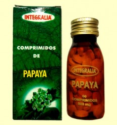 Papaya - Integralia - 60 comprimidos