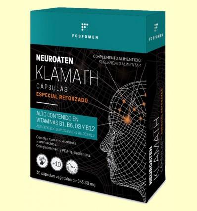 Fosfomen Neuroaten Klamath Especial Reforzado - Herbora - 30 cápsulas