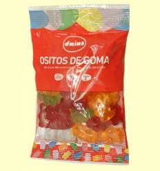 Ositos de Goma sin Azúcar y sin Gluten - Dnins - 75 gramos