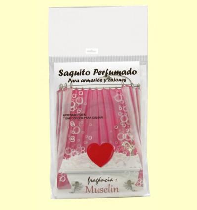 Saquito perfumado - Aroma de Muselin - Aromalia - 1 saquito