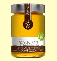 Miel de Azahar Ecológica - Bona Mel - 450 gramos
