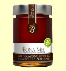 Miel de Castaño Ecológica - Bona Mel - 900 gramos