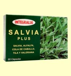 Salvia Plus - Integralia - 60 cápsulas