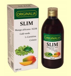 Originalia Slim Jarabe - Control del peso - Integralia - 500 ml