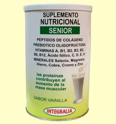 Suplemento Nutricional Senior - Integralia - 340 gramos