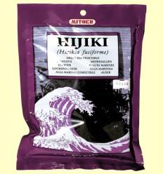Alga Hijiki - Mitoku - 50 gramos
