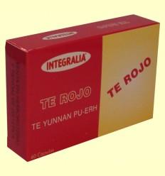 Té Rojo - Integralia - 60 cápsulas