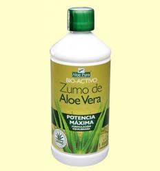 Zumo de Aloe Vera Potencia Máxima - Evicro Madal Bal - 1 litro